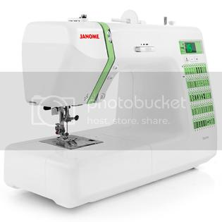Janome DC2012 Computerized Sewing Machine at Sears.com