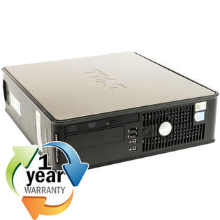 Dell REFURBISHED Dell Optiplex GX620 PD 2.8GHz 4GB 40GB DVD-ROM Win XP Pro Desktop Computer at Sears.com