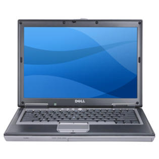 Dell Refurb Gr. B Dell D620-2000-B157 Latitude, Core Duo 2 GHz/2 MB, FSB 667 MHz, RAM 2 GB, HD 1x40 GB, Floppy - None, CD-RW / DVD, L at Sears.com
