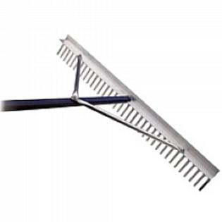 "Bon Tools Bon Tool 84-213-B10 Yard Prep Rake - 24"" - 72"" Alum Hd"" at Sears.com"