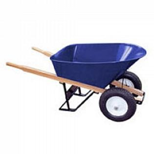 Bon Tools Bon Tool 28-701-B5 Barrow - Steel 6 Cu Ft Tray -Double Wheel at Sears.com