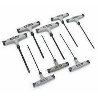 Allen Hex Allen 56652G 8 Pc Metric T-Handle Hex Key Wrench Set at Sears.com