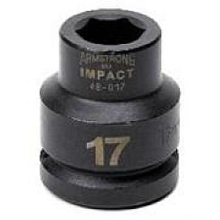 Armstrong Tools Armstrong 48-031 6 Point 3/4 Inch Drive Metric Impact Socket,31MM at Sears.com
