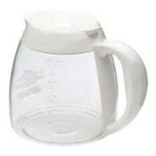Black & Decker White Coffee Carafe SmartBrew Replacement Genuine Coffeemaker Pot for Black & Decker DE Series at Sears.com