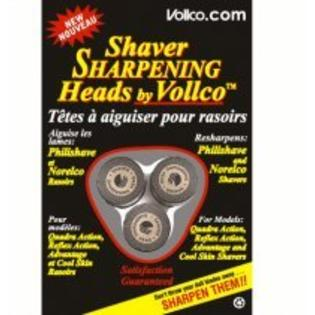 Norelco Reflex Action Electric Razor Sharpener Replacement Shaver Sharpening Heads at Sears.com
