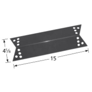 Nexgrill Gas Barbecue Grill 720-0719BL, 720-0773 Replacement Heat Plate Porcelain Steel Heat Tent at Sears.com