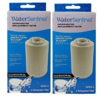 Amana Clean N Clear Replacement Refrigerator Water Filter WF40, 2 Pack at Sears.com
