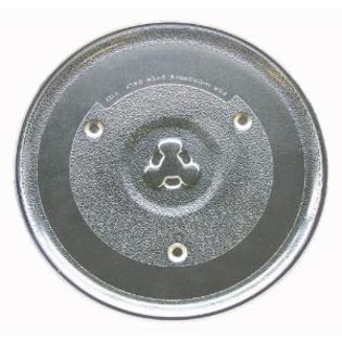Sanyo EMU1000W Microwave Turntable Plate Replacement Glass Cooking Tray at Sears.com