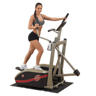Best-Fitness by Body-Solid Fitness The BEST FITNESS (BFE1) Center Drive Workout Spacesaver Elliptical by The BODY SOLID at Sears.com