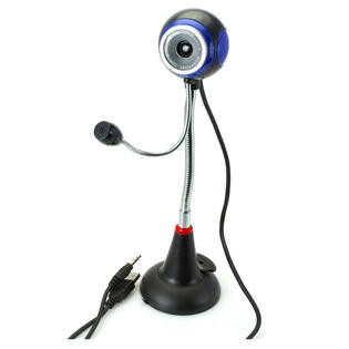 Global 1.3 Megapixel USB Web Camera with Flexible Easy Clip Suction Mount Stand & Mic at Sears.com