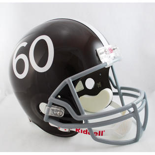 creative sports RD-BRONCOS-R60-61 Denver Broncos 1960-1961 Throwback Riddell Full Size Deluxe Replica Football Helmet at Sears.com