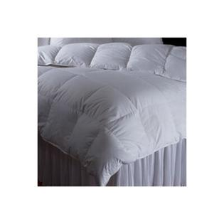 DownTown Company Hotel Collection European White Goose Down Comforter in White - Size: Full at Sears.com