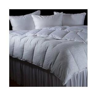 DownTown Company Alpine Luxurious Goose Down Alternative Comforter in White - Size: Full at Sears.com