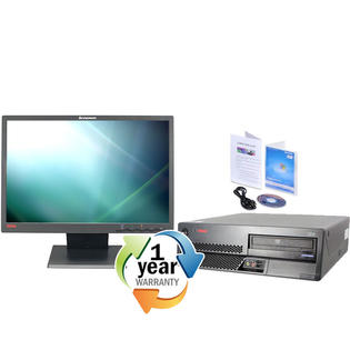 "IBM Lenovo REFURBISHED IBM Lenovo M55 Core 2 Duo 1.8Ghz 2048MB 400GB DVD Windows 7 Desktop 19"" LCD at Sears.com"