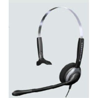 Sennheiser SH230 Sennheiser Sh230 Over-the-head Monaural Headset With Omni-directional Microphone at Sears.com